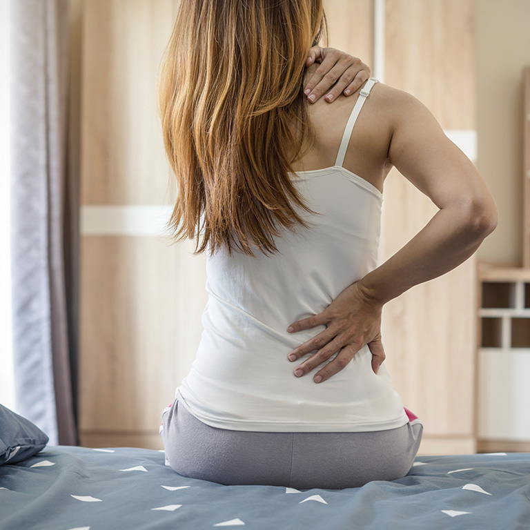 知っておきたい腰痛対策!